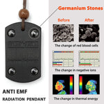 Anti EMF Radiation  Pendant Negative Ions and Scalar Energy