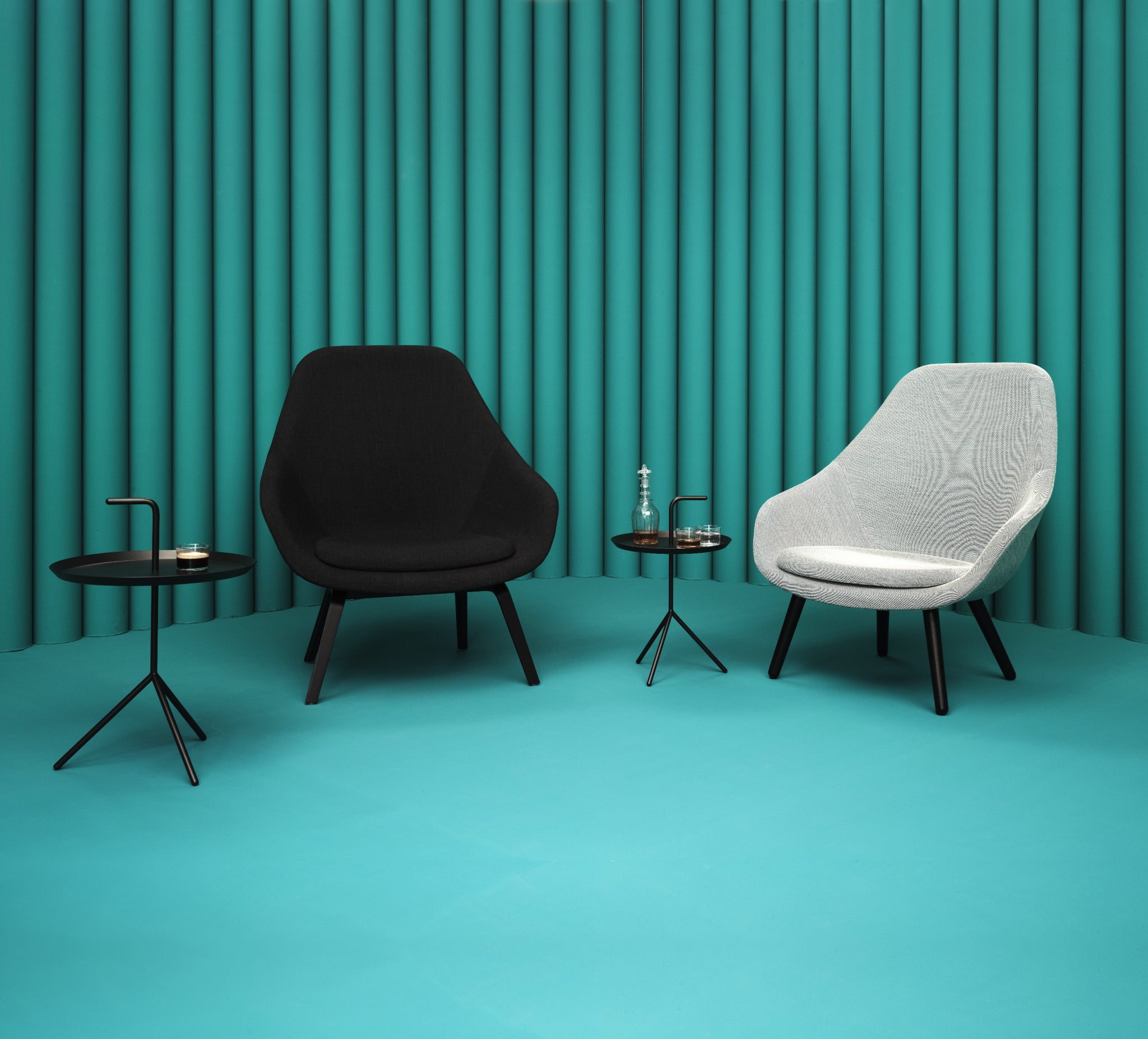 Fotel About A Lounge Chair AAL92 | HAY | Designzoo
