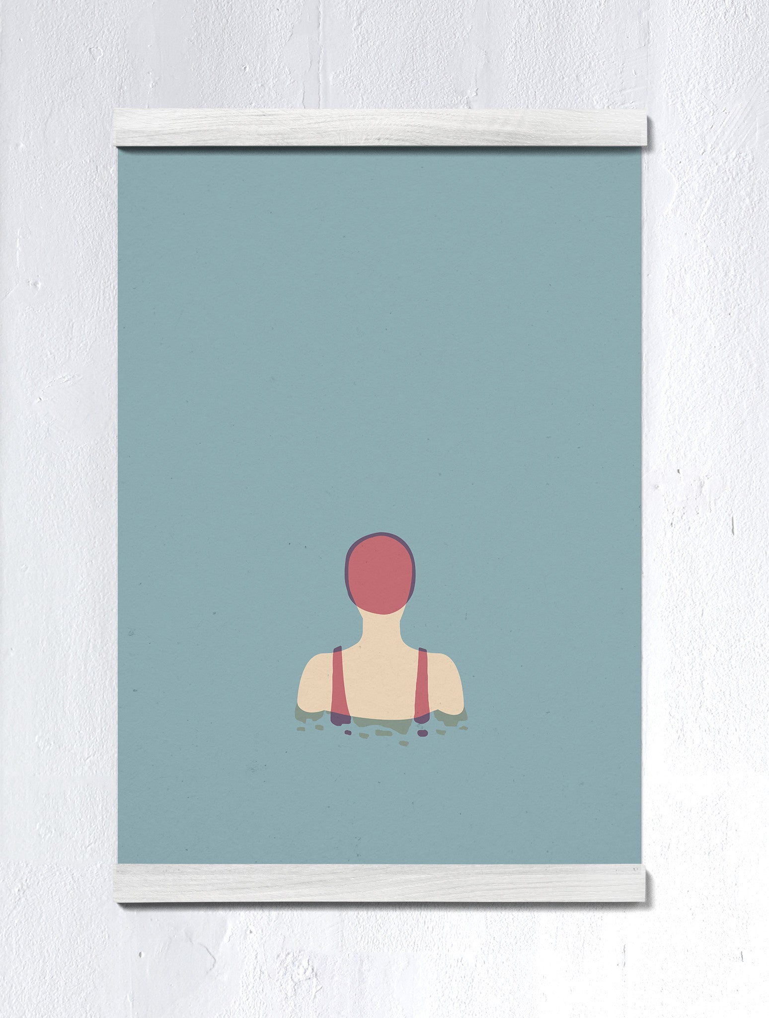 The Swimmer - Paper Collective