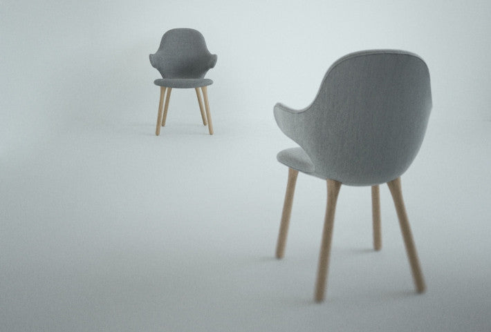 Krzesło Catch Chair JH1 - &tradition