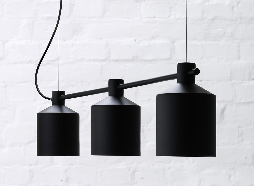 Lampa Silo-Trio - ZERO-LIGHTING