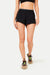 Morisot Track Shorts - Black