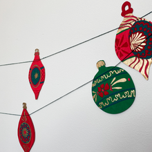 Load image into Gallery viewer, Bauble Garland - East End Press