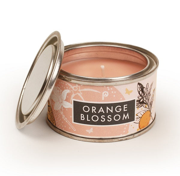 Orange Blossom Elements Candle