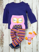Load image into Gallery viewer, Blade & Rose Betty Owl Leggings