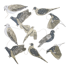 Load image into Gallery viewer, Turtle Dove Garland - East End Press