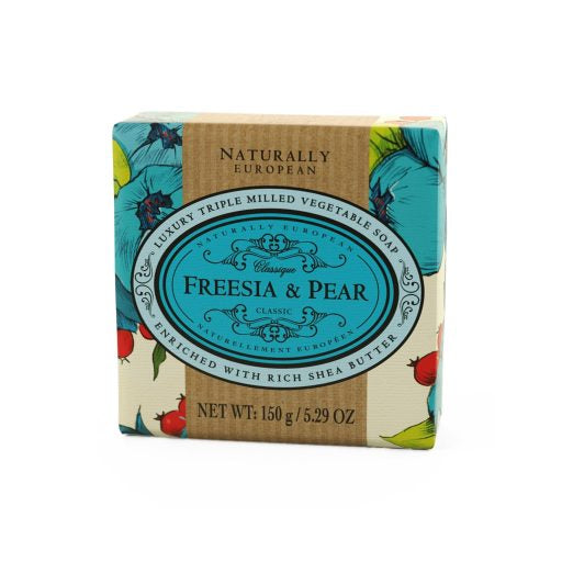 Freesia and Pear Soap Bar
