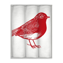 Load image into Gallery viewer, Red Robin Hanky Box by Thornback & Peel