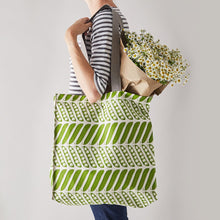 Load image into Gallery viewer, Pea Pod Tote Bag - Thornback & Peel
