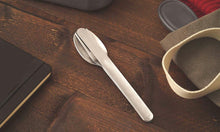 Load image into Gallery viewer, Black + Blum Travel Cutlery