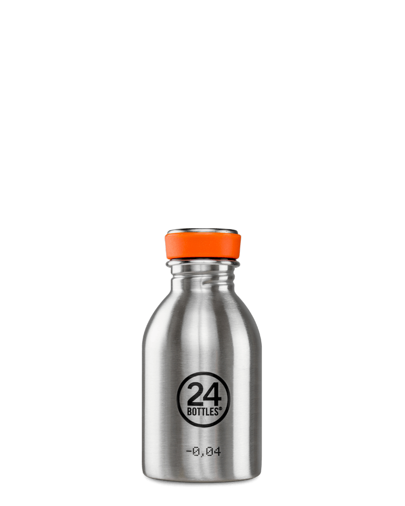 Urban Steel - 24Bottles Stainless Steel Reusable Insulated Bottles