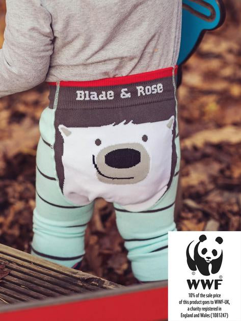 Blade & Rose WWF Polar Bear Legging