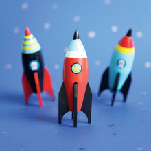 Load image into Gallery viewer, Space Rocket - Le Toy Van