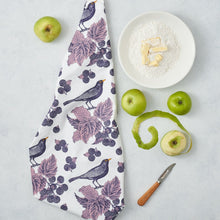 Load image into Gallery viewer, Blackbird & Bramble Tea Towel - Thornback & Peel