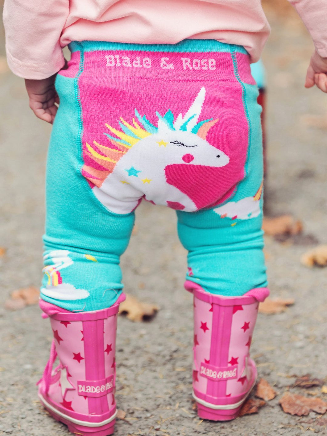Blade & Rose Flying Unicorn Legging