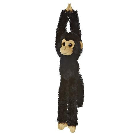 Hanging Chimp - Black