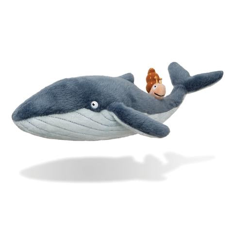 The Snail and the Whale - soft toy