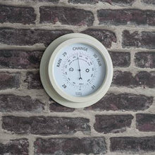 Load image into Gallery viewer, Garden Trading Galvanised Barometer
