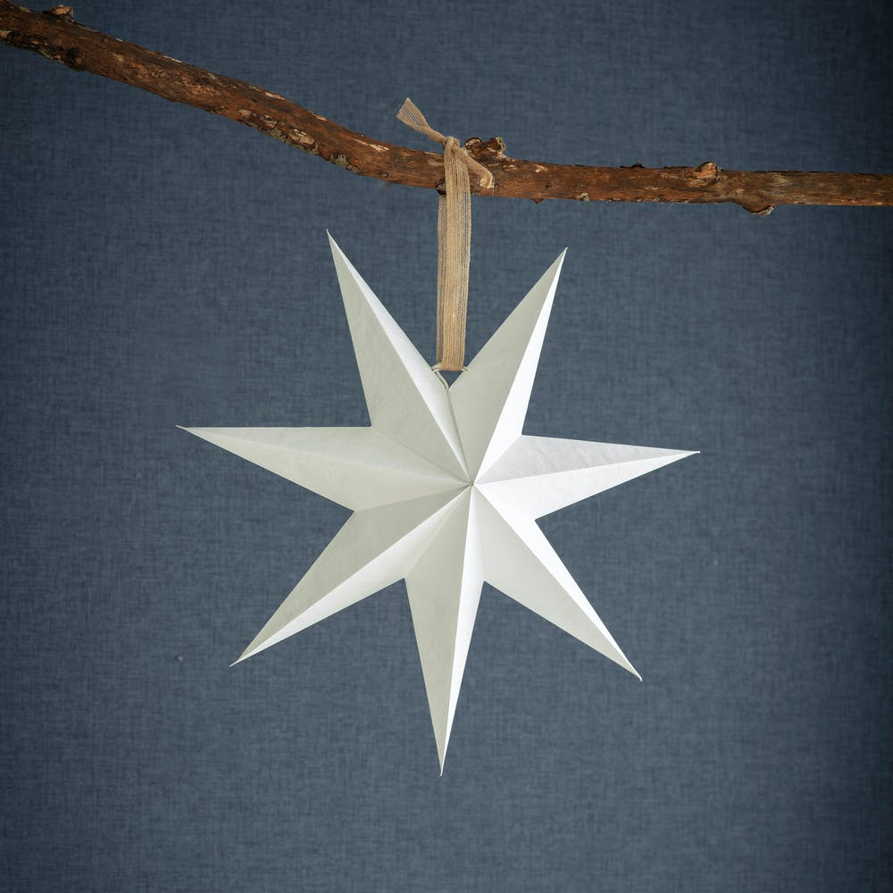 Garden Trading MADDOX STAR, SMALL COTTON PAPER
