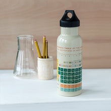 Load image into Gallery viewer, Periodic Table Stainless Steel Bottle