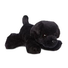 Load image into Gallery viewer, Mini Flopsie - Blackie Black Labrador