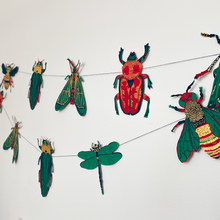 Load image into Gallery viewer, Insect Garland - East End Press