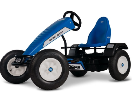 Berg Extra Sport Blue E-BFR - Electric Ride On/ Go Kart