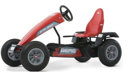 Berg Extra Sport Red E-BFR - Electric Ride On