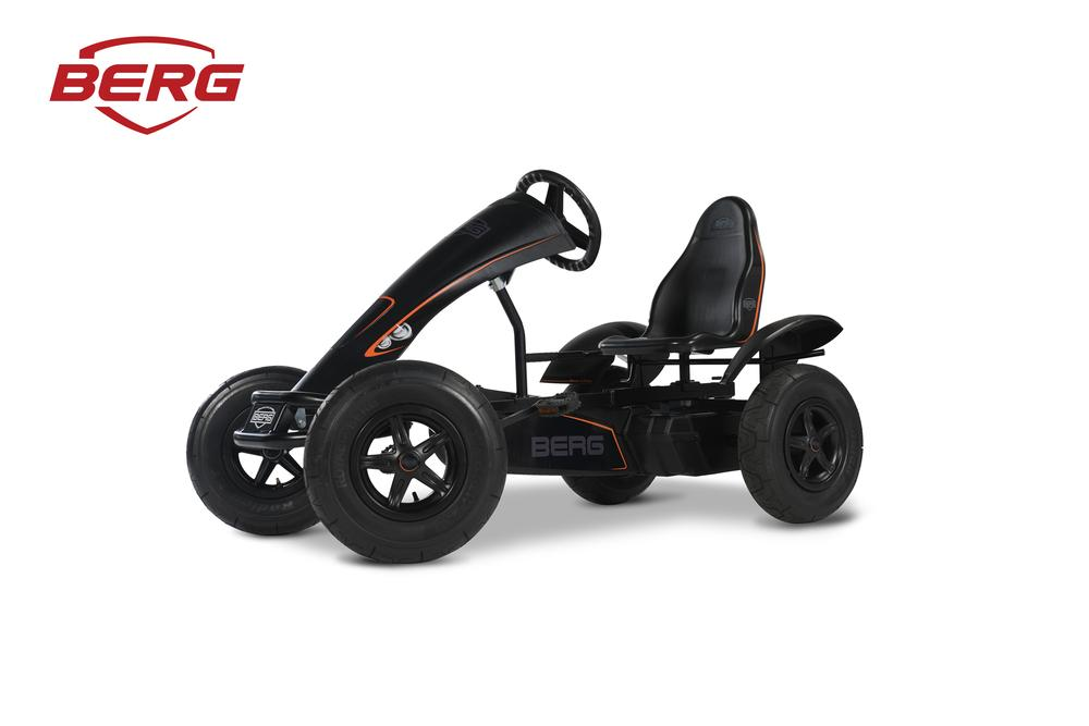 Berg Black Edition BFR-3 Go Kart (with gears)