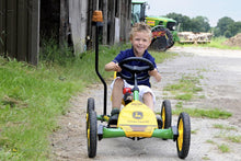 Load image into Gallery viewer, Berg Buddy John Deere Go Kart