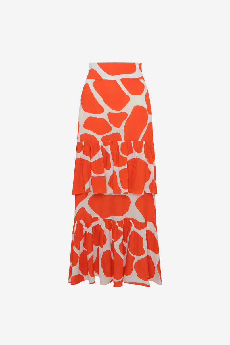 SAIA GIRAFE ORANGE (6018071232677)