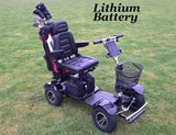 GF01 Electric Golf Cart with Lithium Batteries