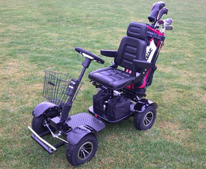 GF02 Electric Golf Cart with Standard Batteries