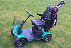 GF04 Electric Golf Cart with Standard Batteries