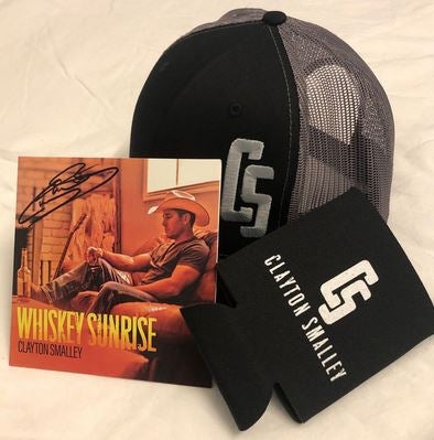 Whiskey Sunrise - Bundle -Hat/EP/Koozie