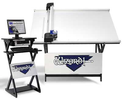 Computerize Mat cuting Machine
