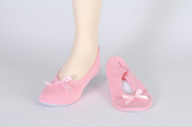 All Dolled Up slipper - Adult pink