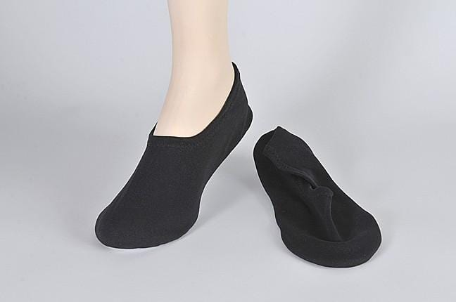 Comfort on the go slipper - Adult black
