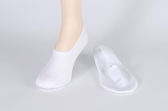 Comfort on the go slipper - Adult white