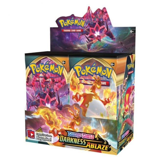 Sword & Shield Darkness Ablaze Booster Box