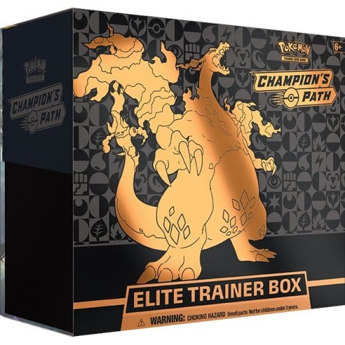 Sword & Shield Champion Path Elite Trainer Box