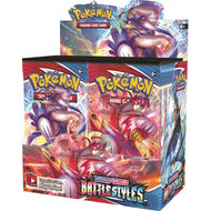 SWSH Battle Styles Booster Box
