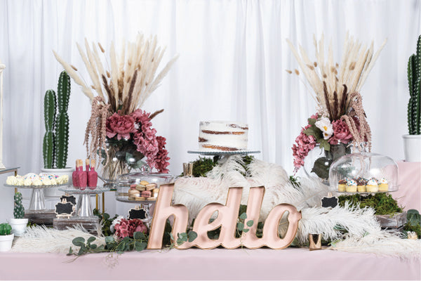 Cake Toppers go well with Cake Stands