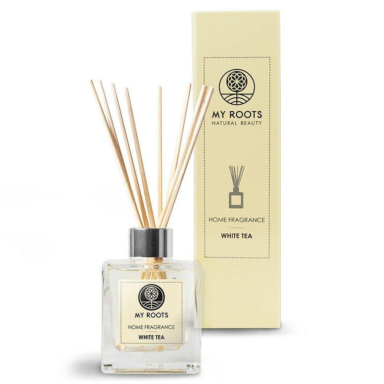 My Roots WHITE TEA Geurstokjes 100ml.