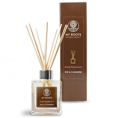 My Roots SILK & CASHMERE Geurstokjes 100ml.