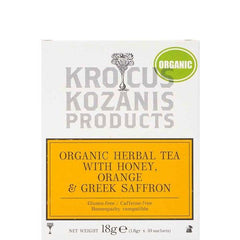 Krocus Kozanis Orange/Bio saffraanthee.