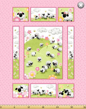 Lal the Lamb Panel