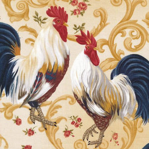 Rooster Inn fabric