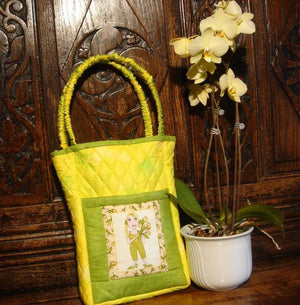 Garden Gallery (a) Yellow Tulips bag kit1