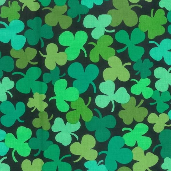 Fat Quarter Frenzy Other Nutex Shamrocks